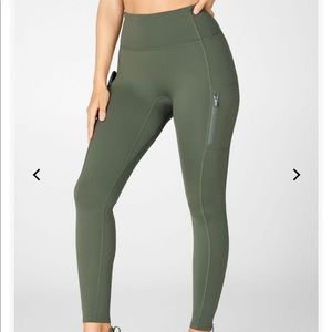 NWT Fabletics Trinity high waisted utility legging